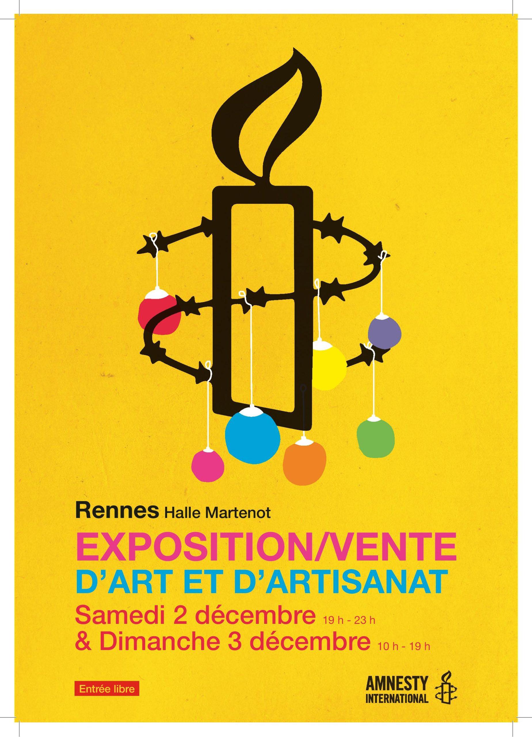 Rennes les 2 et 3 décembre